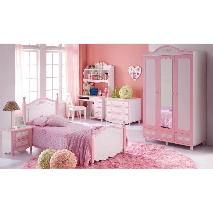 armoire chambre fillette. Black Bedroom Furniture Sets. Home Design Ideas