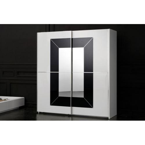 modèle armoire chambre vitree