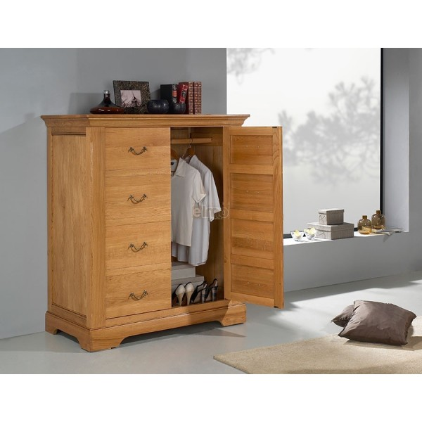 organisation armoire de chambre basse. Black Bedroom Furniture Sets. Home Design Ideas