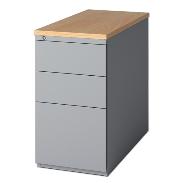 Photo caisson de bureau 2 tiroirs for Meuble de bureau a tiroir