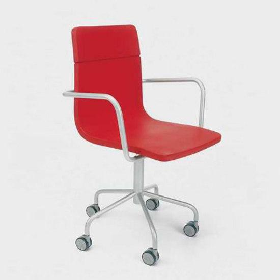chaise de bureau casablanca. Black Bedroom Furniture Sets. Home Design Ideas