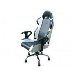 chaise de bureau noir et blanc. Black Bedroom Furniture Sets. Home Design Ideas