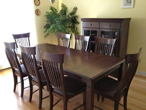 Chaises de salle a manger kijiji for Meuble a donner montreal