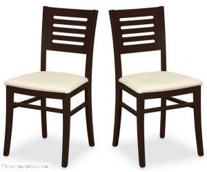 chaise de cuisine en cuir