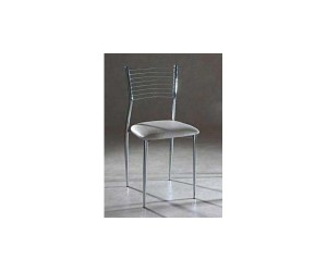 chaise de cuisine inox