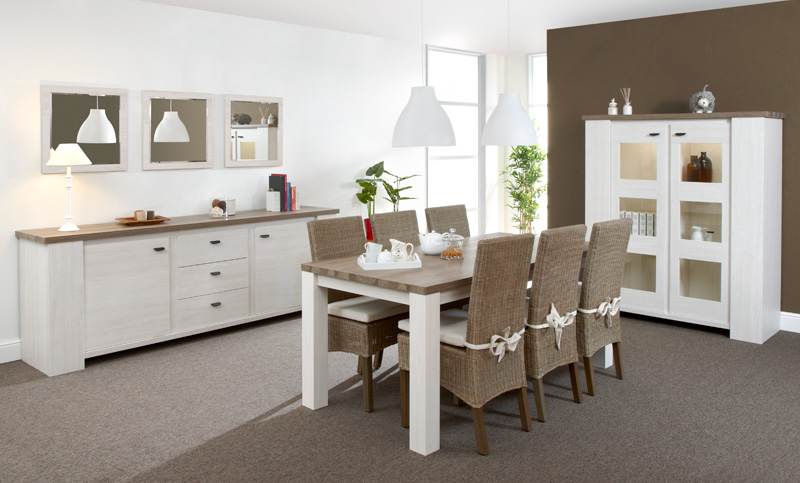 Table a manger kreabel for Mobilier de salle a manger