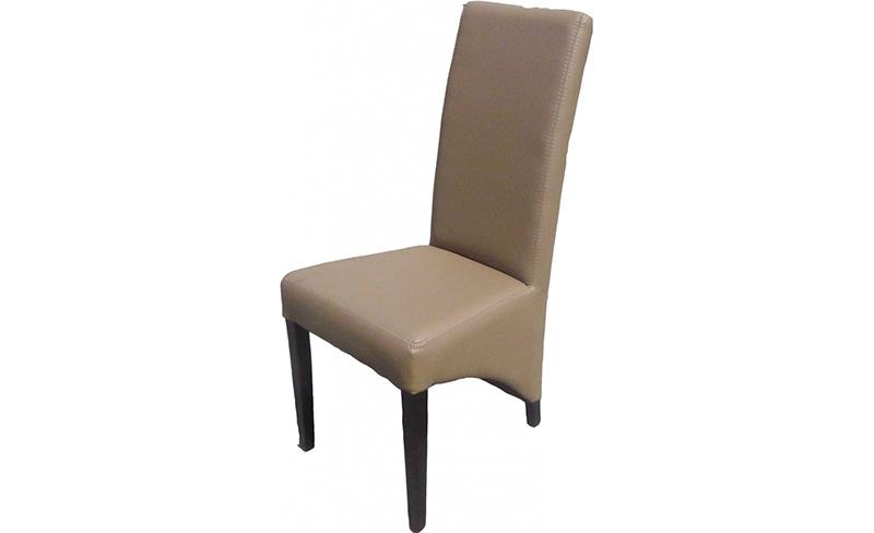 chaises de salle a manger taupe. Black Bedroom Furniture Sets. Home Design Ideas