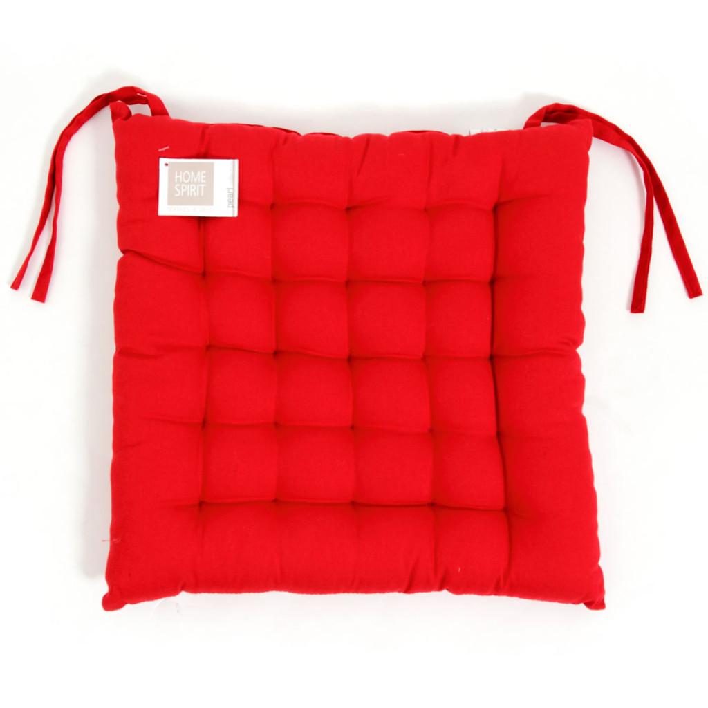 Galette de chaise dehoussable 40x40 - Modele galette de chaise ...