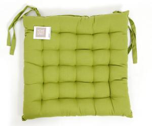 galette de chaise dehoussable 40x40