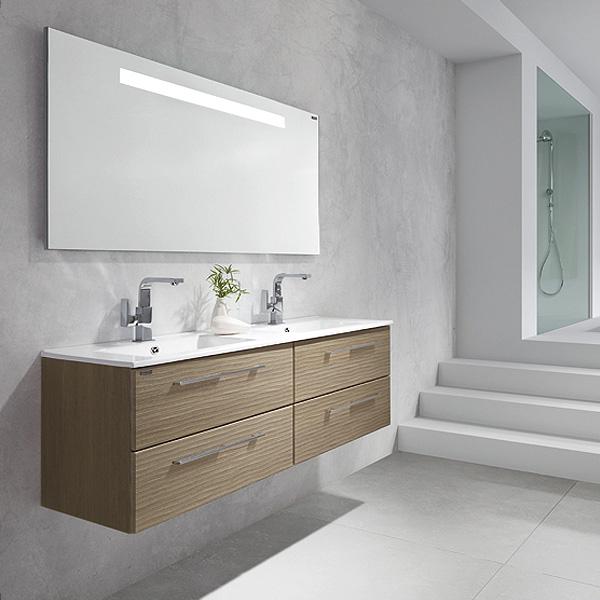 Idée Meuble 2 Vasques Salle De Bain. «