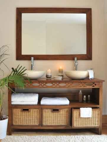 Castorama meuble de salle de bain en fr ne pictures to pin - Rangement salle de bain castorama ...