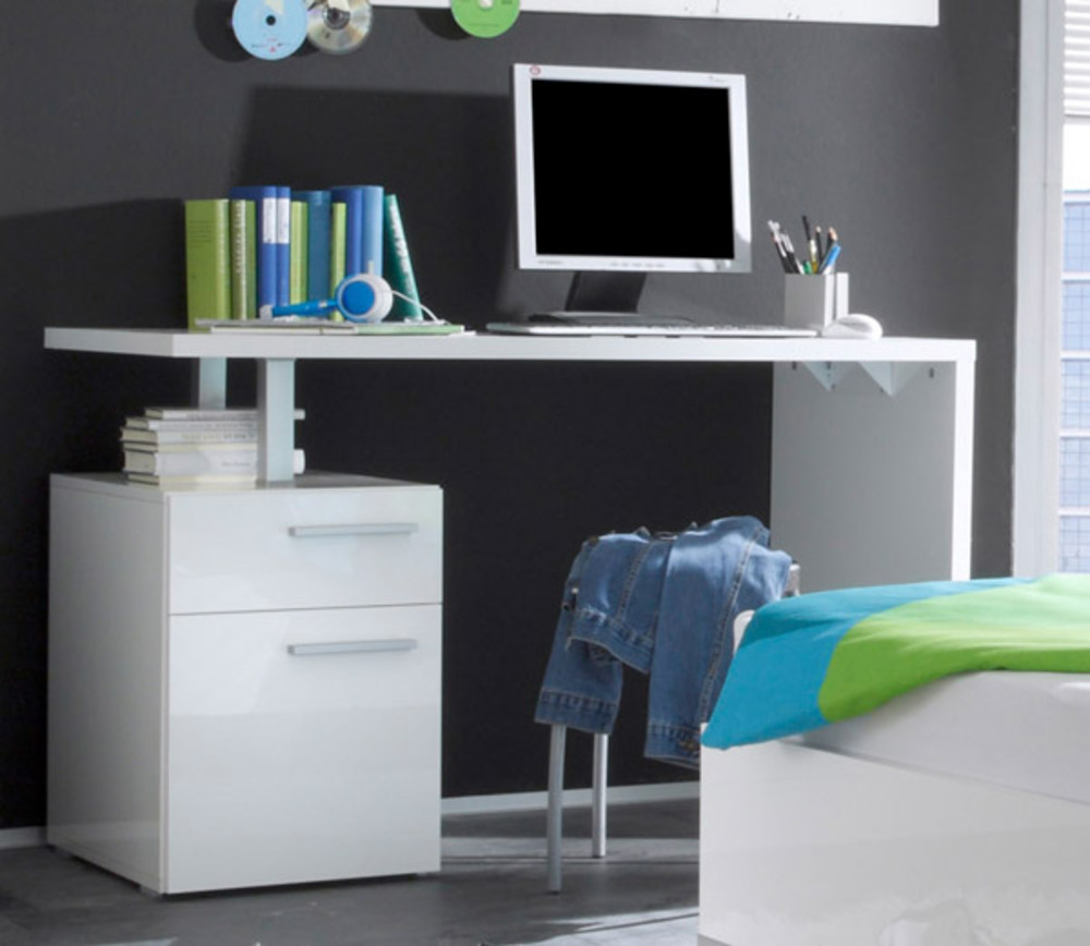 trouver meuble de bureau junior. Black Bedroom Furniture Sets. Home Design Ideas
