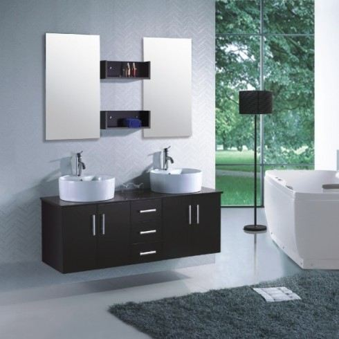 meuble haut salle de bain brico depot. Black Bedroom Furniture Sets. Home Design Ideas