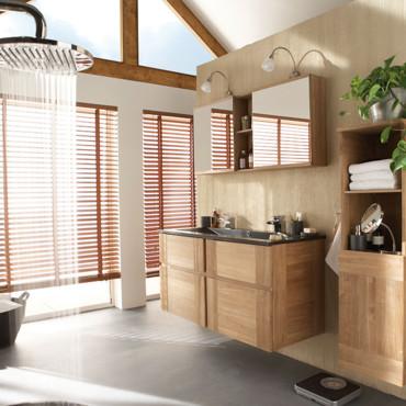 meuble haut salle de bain castorama. Black Bedroom Furniture Sets. Home Design Ideas