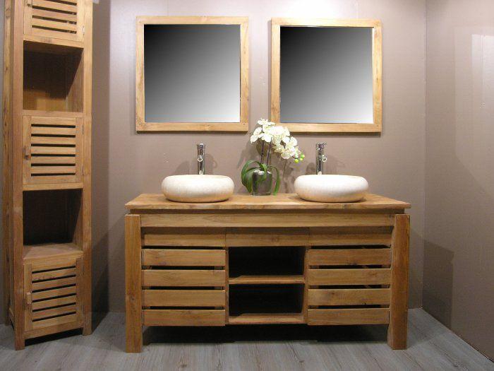 trouver meuble salle de bain nature