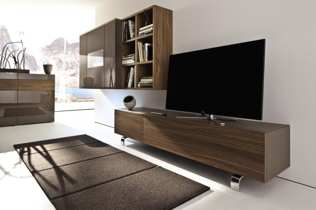 meuble tv verre haut de gamme. Black Bedroom Furniture Sets. Home Design Ideas