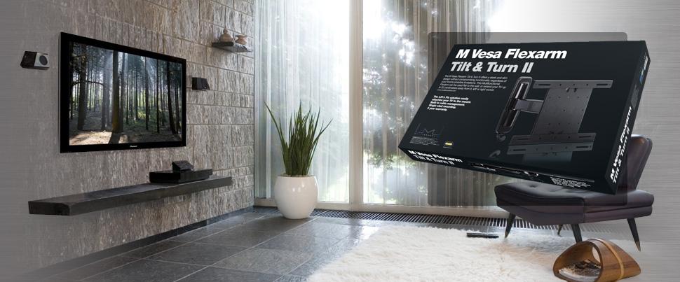 Idee Support Mural Tv Design