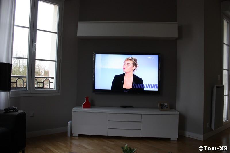 support mural tv diy -> Meubles Tv Originaux