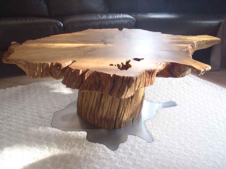 Table Basse Fabrication Maison. Cool Table Basse Envotante Table ...