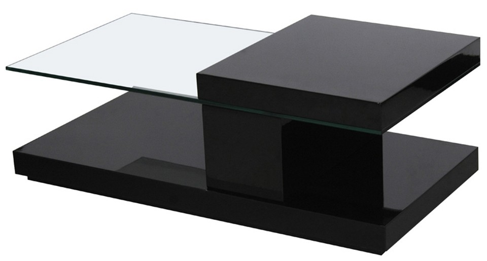 Table basse noir laque - Table basse noir laque ikea ...