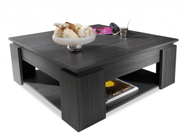 Mod le table basse pas cher - Table basse en pin pas cher ...