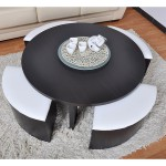 table basse pouf