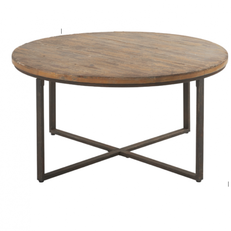 Table basse ronde for 3 tables basses rondes