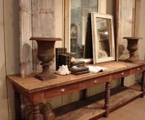table console originale