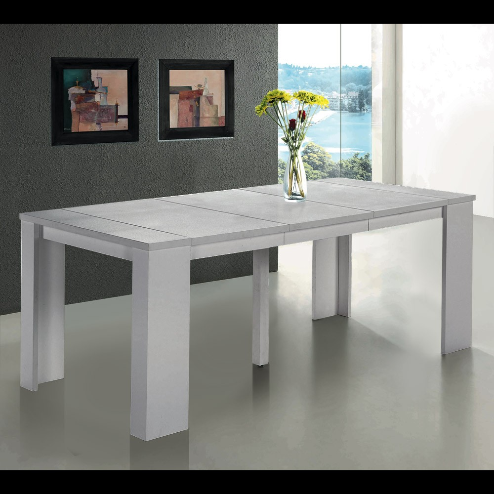 id e table console pied central
