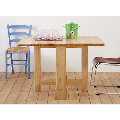 Exemple table console pliante ikea for Grande table pliante ikea