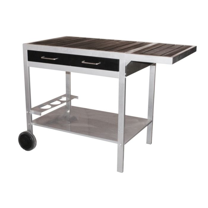 exemple table d 39 appoint barbecue weber. Black Bedroom Furniture Sets. Home Design Ideas
