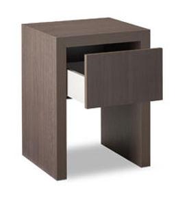 table de chevet h 60 cm. Black Bedroom Furniture Sets. Home Design Ideas