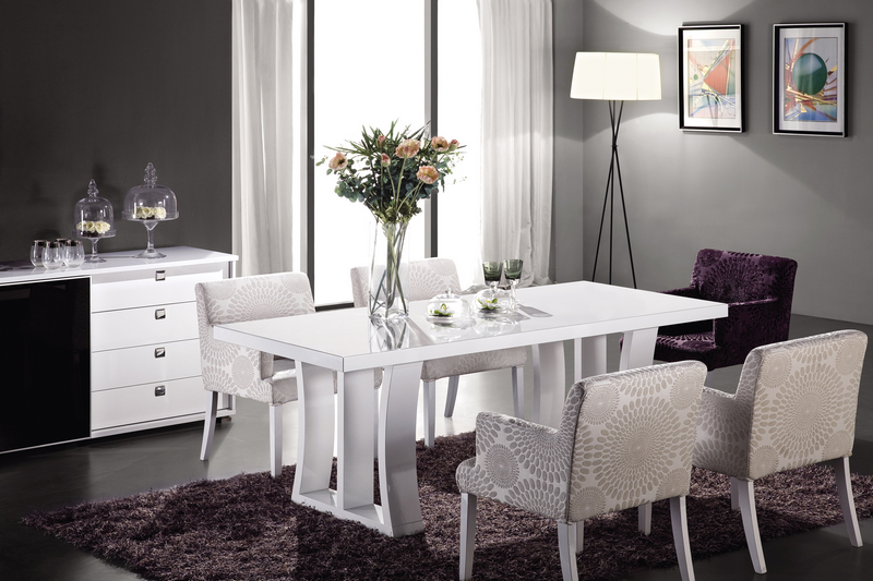 table de salle manger pas cher table salle manger sur enperdresonlapin. Black Bedroom Furniture Sets. Home Design Ideas