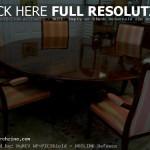 table de salle a manger ronde
