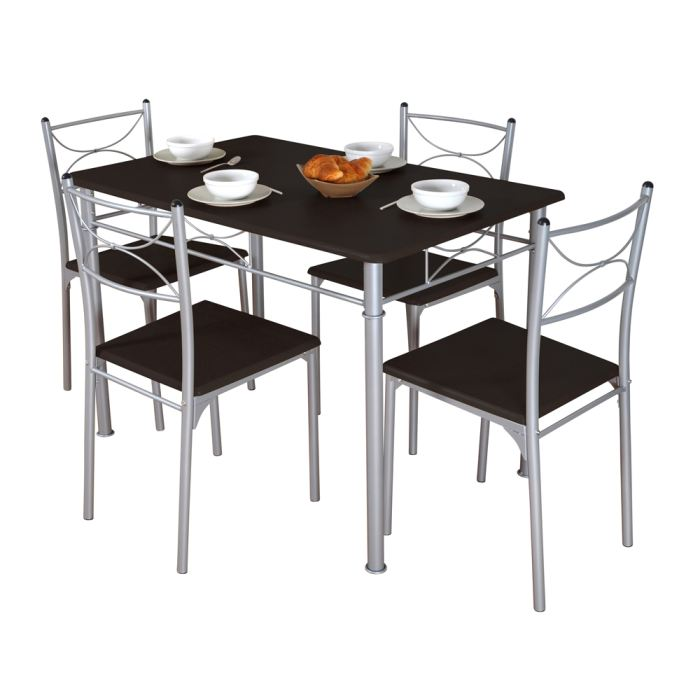 Table et chaise de cuisine pas cher table chaise cuisine for Table de cuisine et chaise