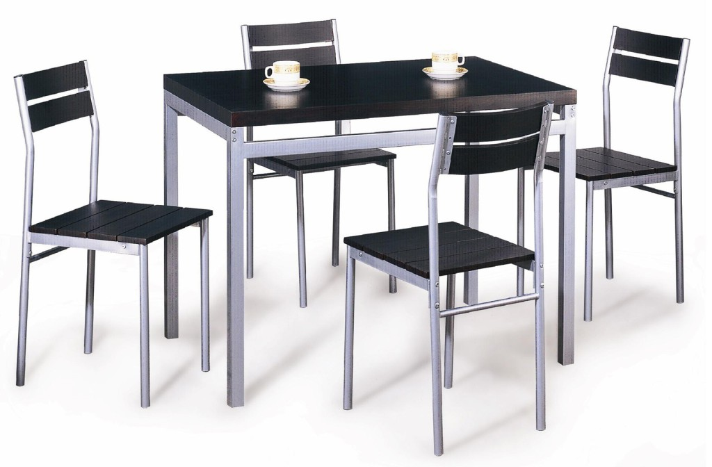 Table cuisine contemporaine solde for Table et chaise de cuisine pas cher