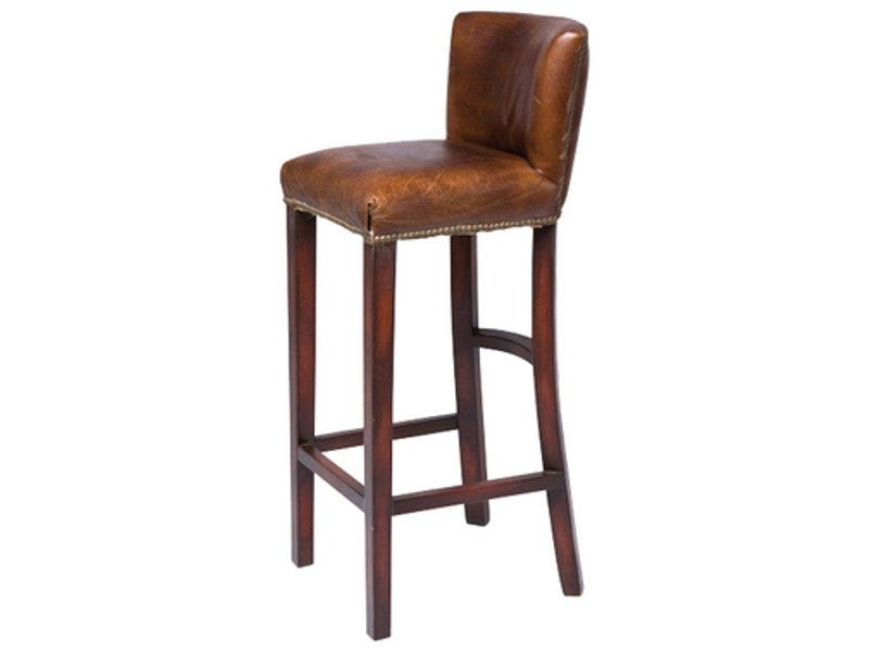 Tabouret de bar design cuir for Siege de bar design