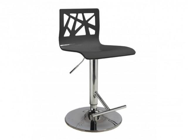 tabouret de bar noir but. Black Bedroom Furniture Sets. Home Design Ideas