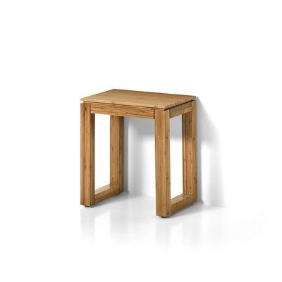 Tabouret Bois Douche idée tabouret de douche en bois