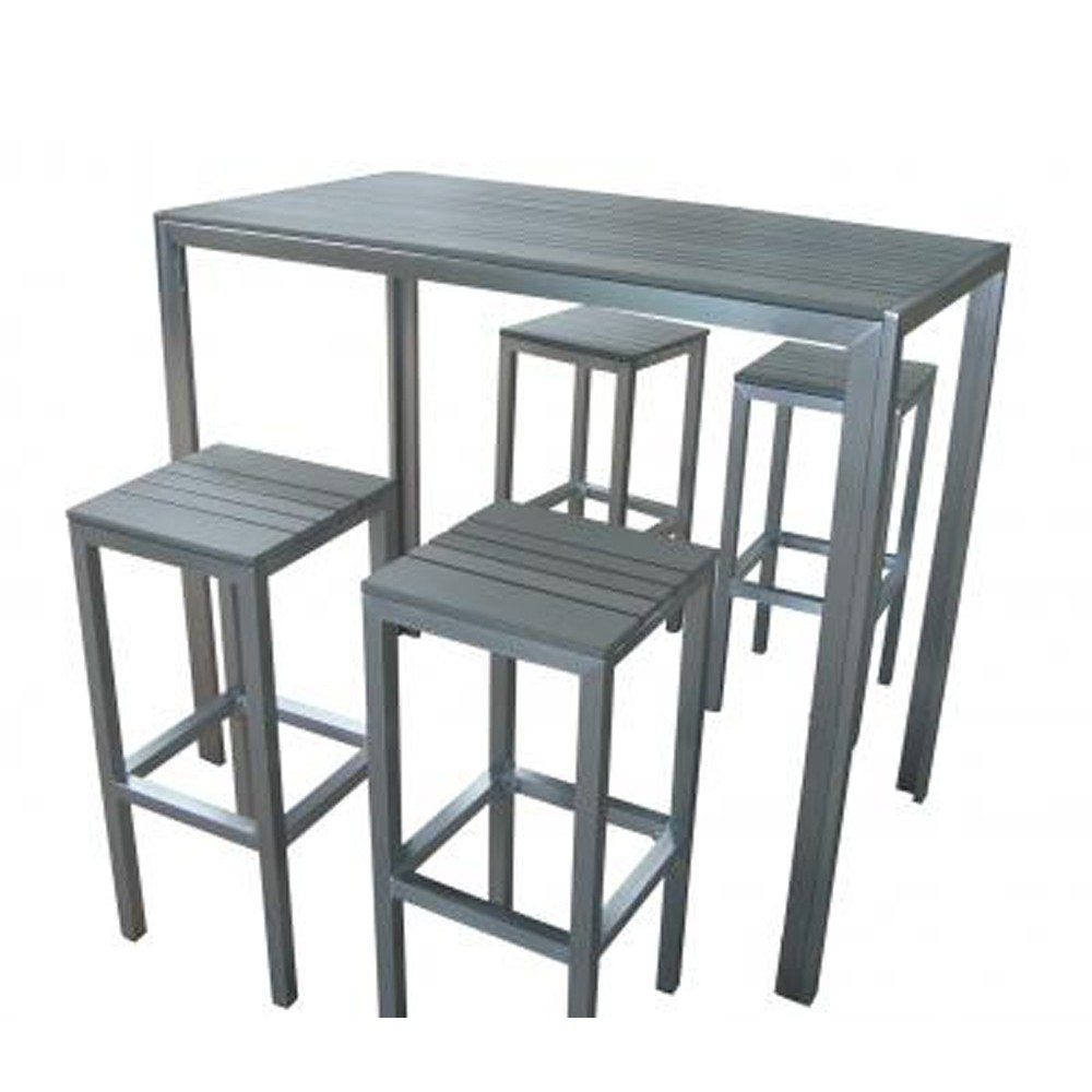 Table rabattable cuisine paris tabouret pour table haute - Table de bar cuisine ...