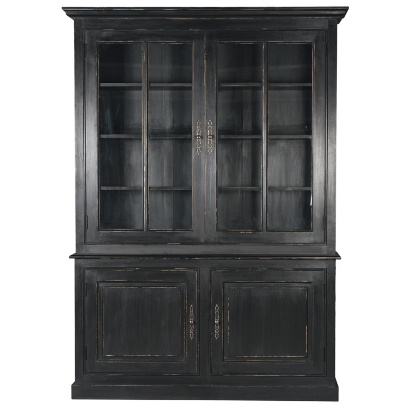 id e vaisselier noir. Black Bedroom Furniture Sets. Home Design Ideas