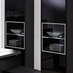 vaisselier noir