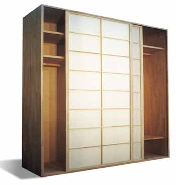 comparatif armoire chambre style japonais. Black Bedroom Furniture Sets. Home Design Ideas