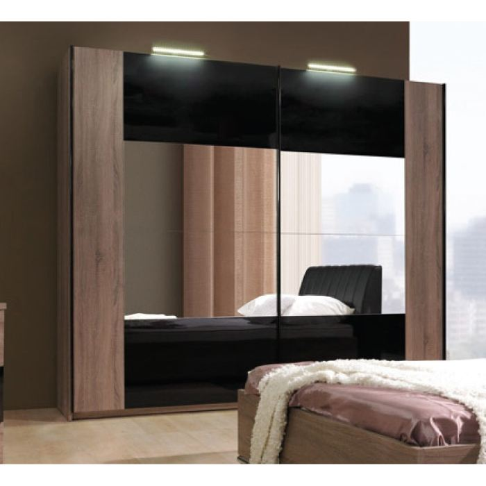 armoire de chambre design. Black Bedroom Furniture Sets. Home Design Ideas