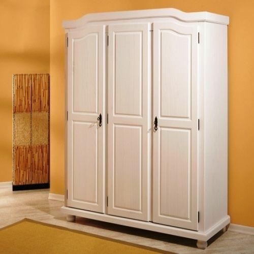 Armoire Chambre Pin : Armoire de chambre en pin massif