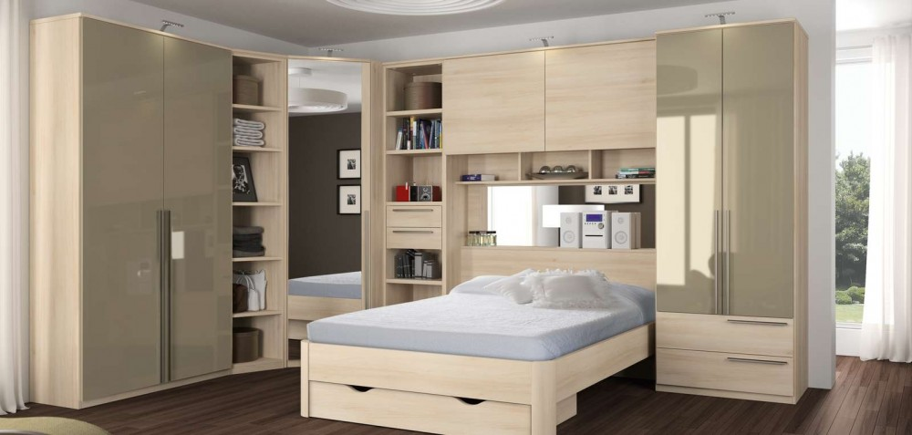 meuble de rangement chambre. Black Bedroom Furniture Sets. Home Design Ideas