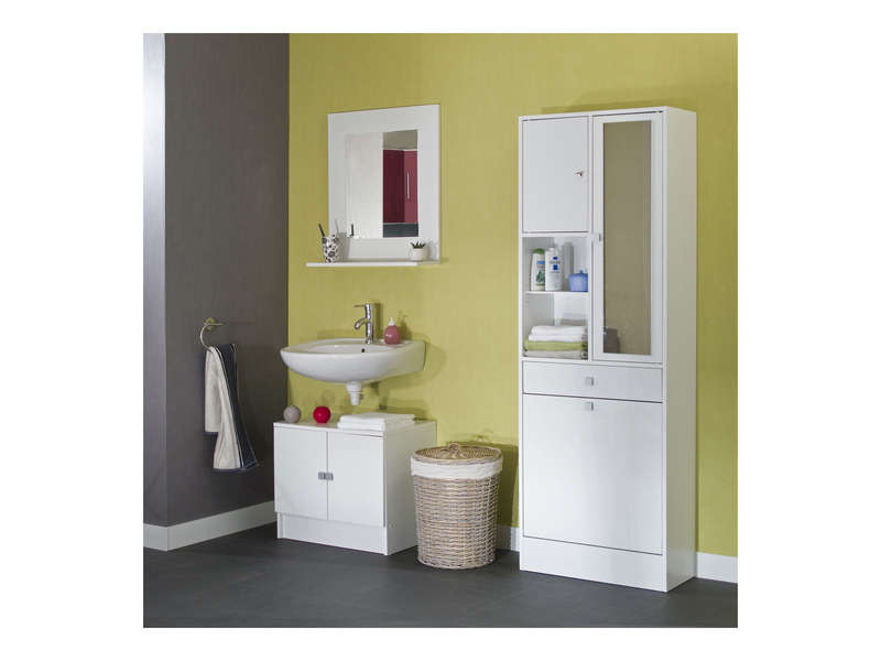 fly armoire de salle de bain. Black Bedroom Furniture Sets. Home Design Ideas