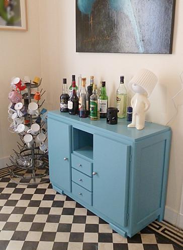 mod le buffet bas annee 50. Black Bedroom Furniture Sets. Home Design Ideas