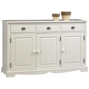 photo buffet bas teck pas cher. Black Bedroom Furniture Sets. Home Design Ideas