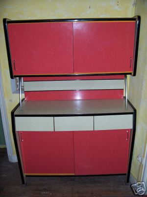 Photo buffet de cuisine en formica for Buffet cuisine en formica